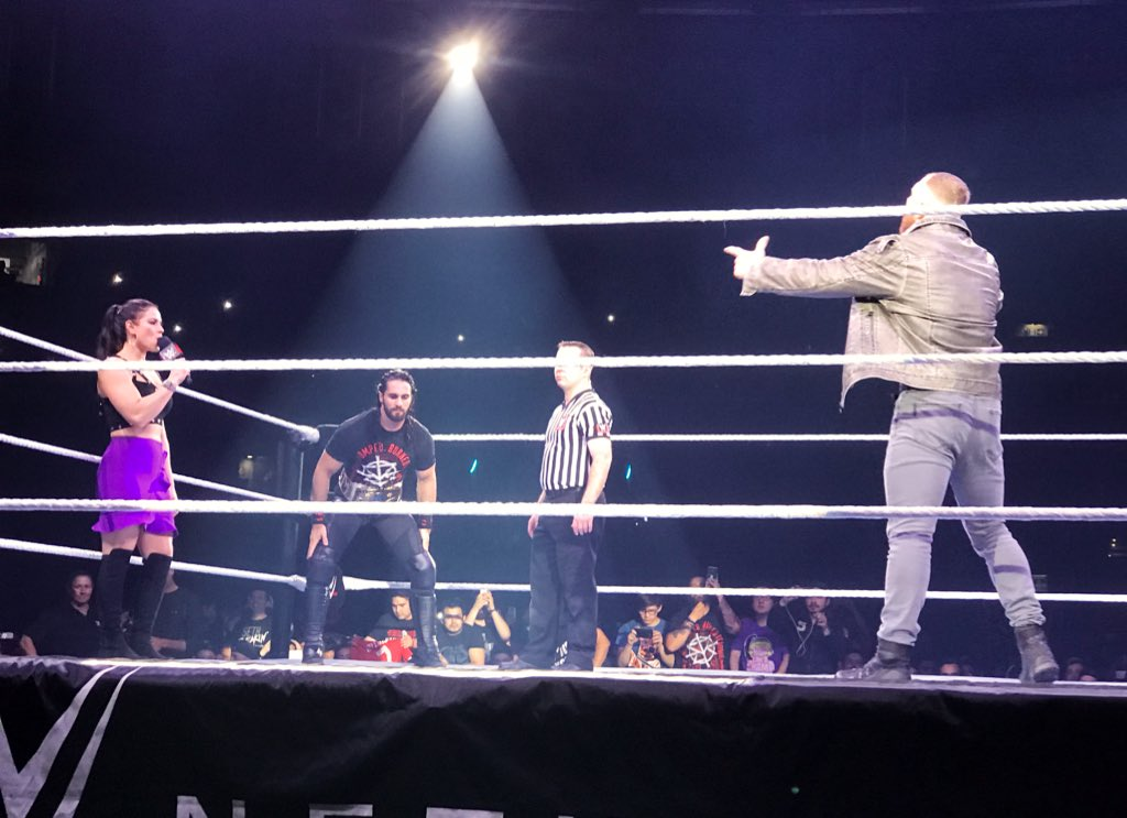 WWE Live Event Results From Chile (12/5): Nia Jax's Heel Heat, Rey Mysterio Dedicates Match, More