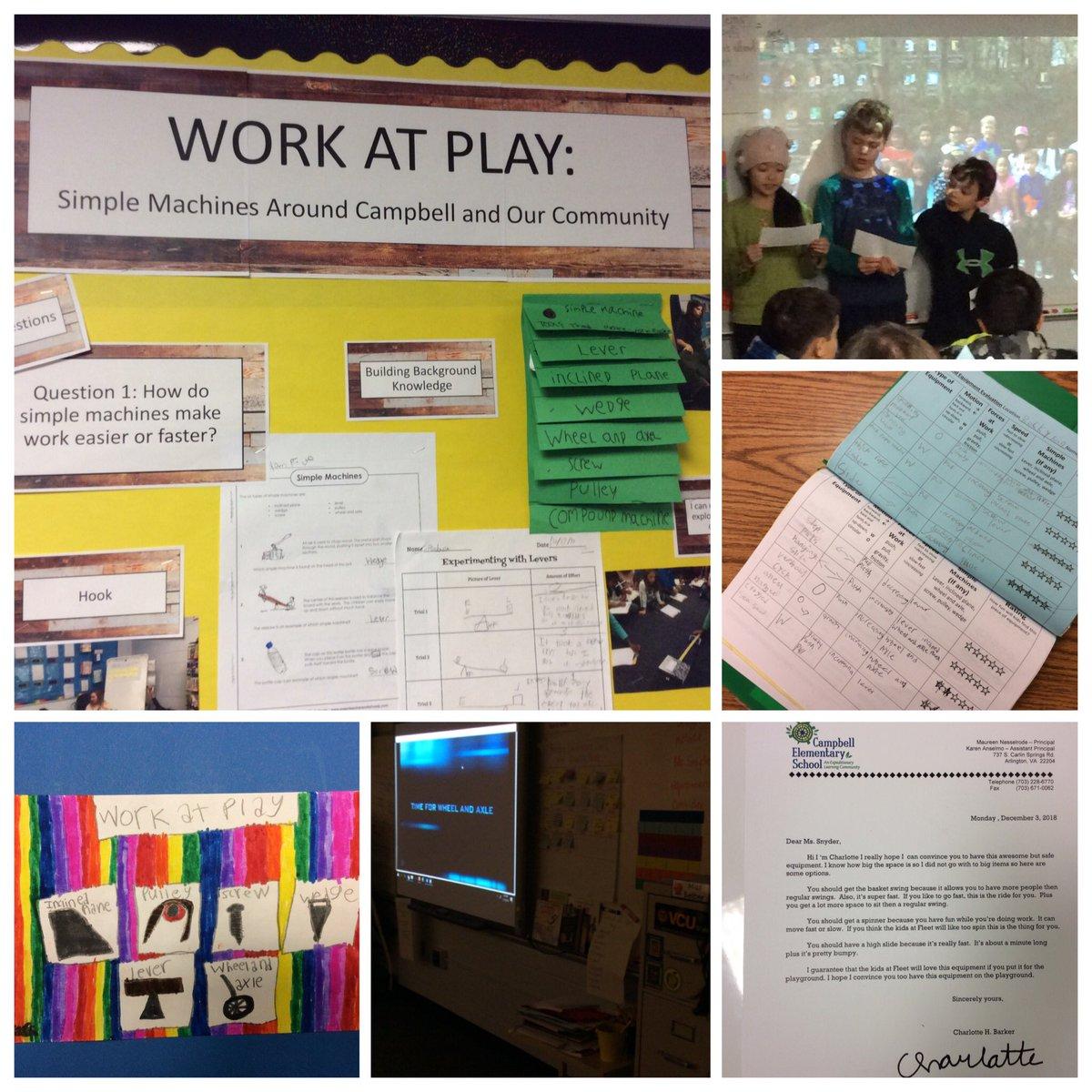 3rd grade Ss <a target='_blank' href='http://twitter.com/CampbellAPS'>@CampbellAPS</a> shared their learning at their expedition showcase tonight: Work at Play.  The highlights were the movies groups created and the letters each student wrote to recommend playground equipment for the new APS school. <a target='_blank' href='http://twitter.com/ELeducation'>@ELeducation</a> <a target='_blank' href='https://t.co/g8c3SAqp76'>https://t.co/g8c3SAqp76</a>