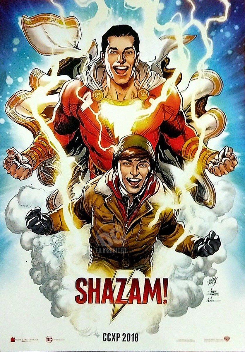 DC Films Hub's photo on #Shazam