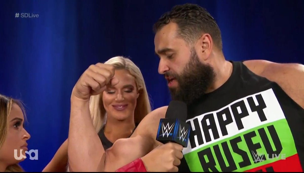 Former WWE Star Ryback Claims Rusev Is In Contract Negotiations With WWE