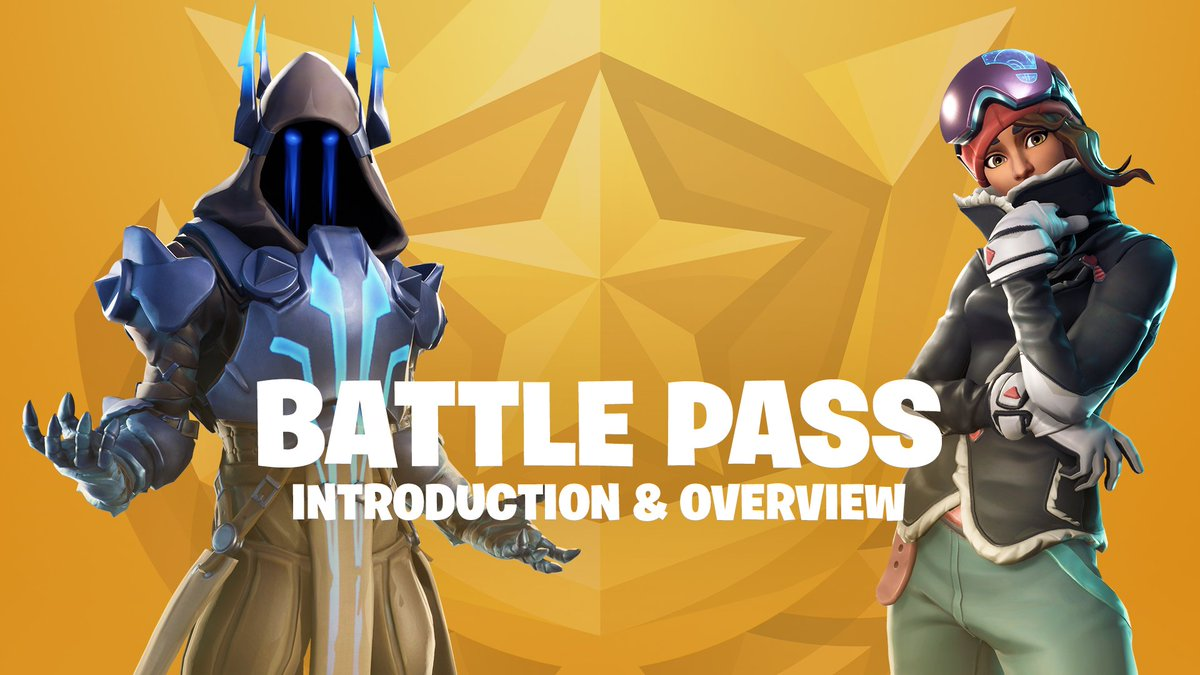 We're back and ready for a frosty adventure! Check out our blog for details about Season 7 and the new Battle Pass. epicgames.com/fortnite/en-US…