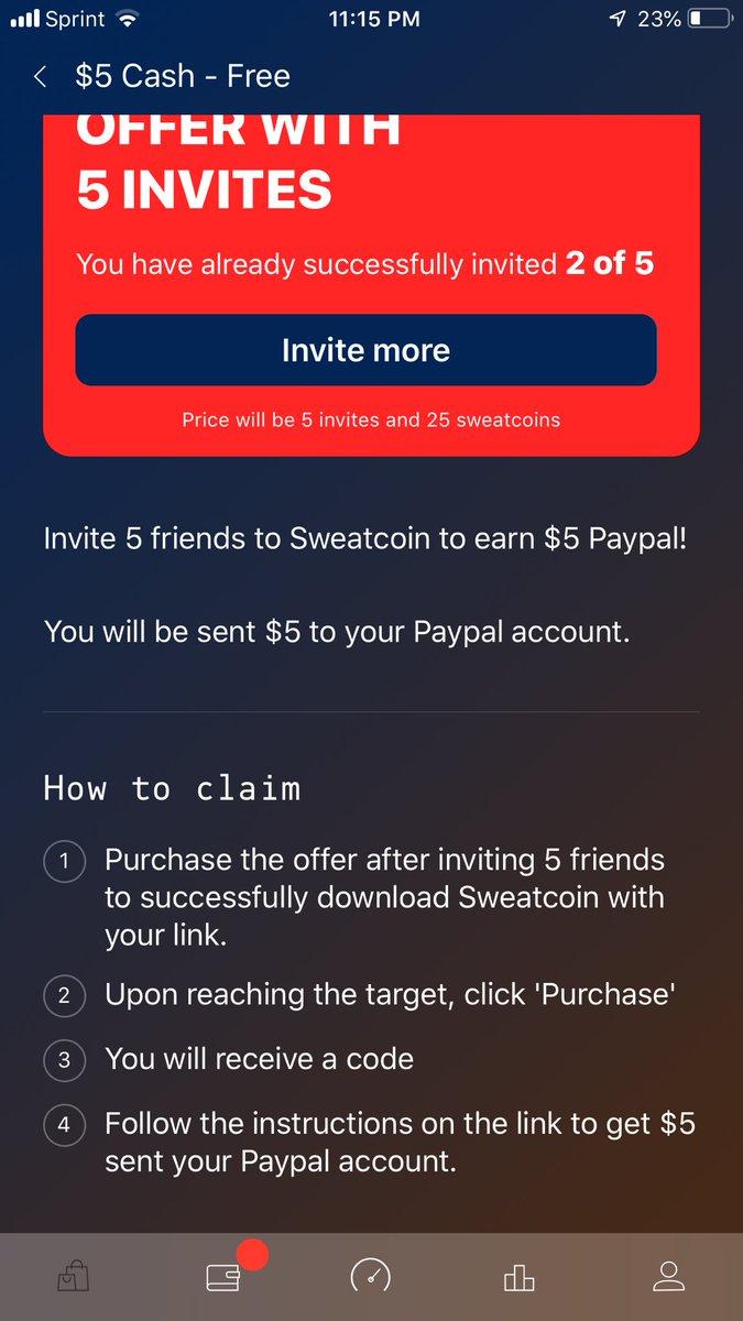 5 Paypal Free