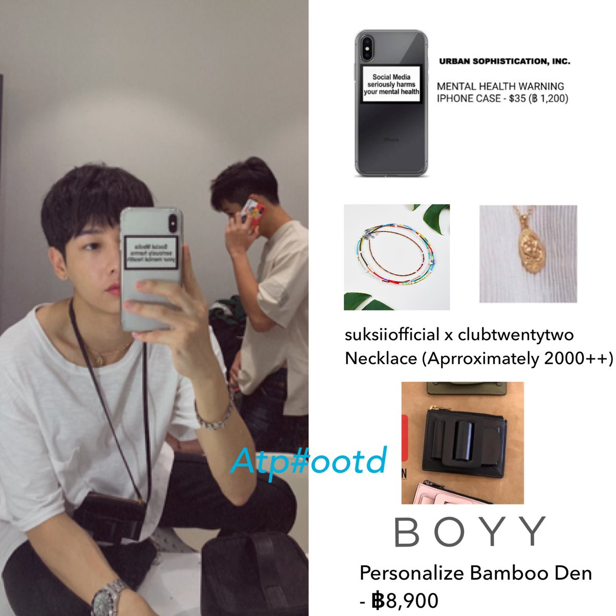 กันอรรถพันธ์น่ารักกว่าที่คิด pre-recoding School Renger and using   urbansophisticationtm Phone Case in iPhone XS Max Suksiiofficial x  clubtwentytwo ... 407750b1d721c