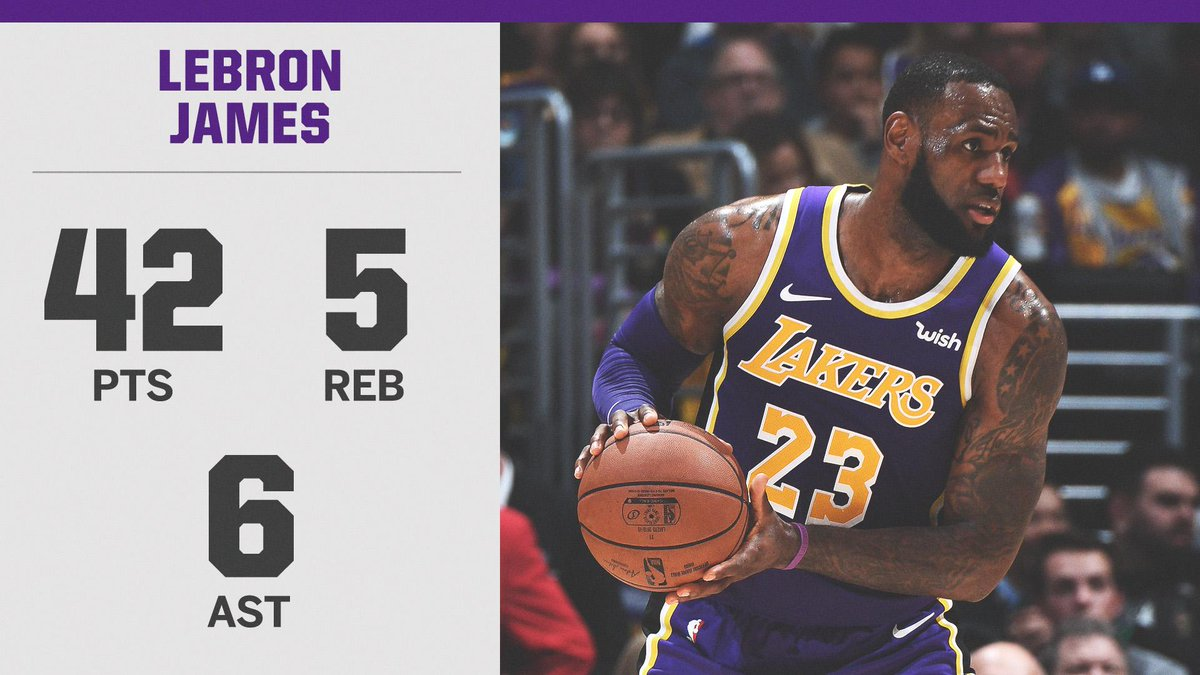 LeBron James is the 4th player to record multiple 40-pt games against Gregg Popovich, joining Kobe Bryant, Allen Iverson and Amar&#39;e Stoudemire. <br>http://pic.twitter.com/5Td1MpZNYz