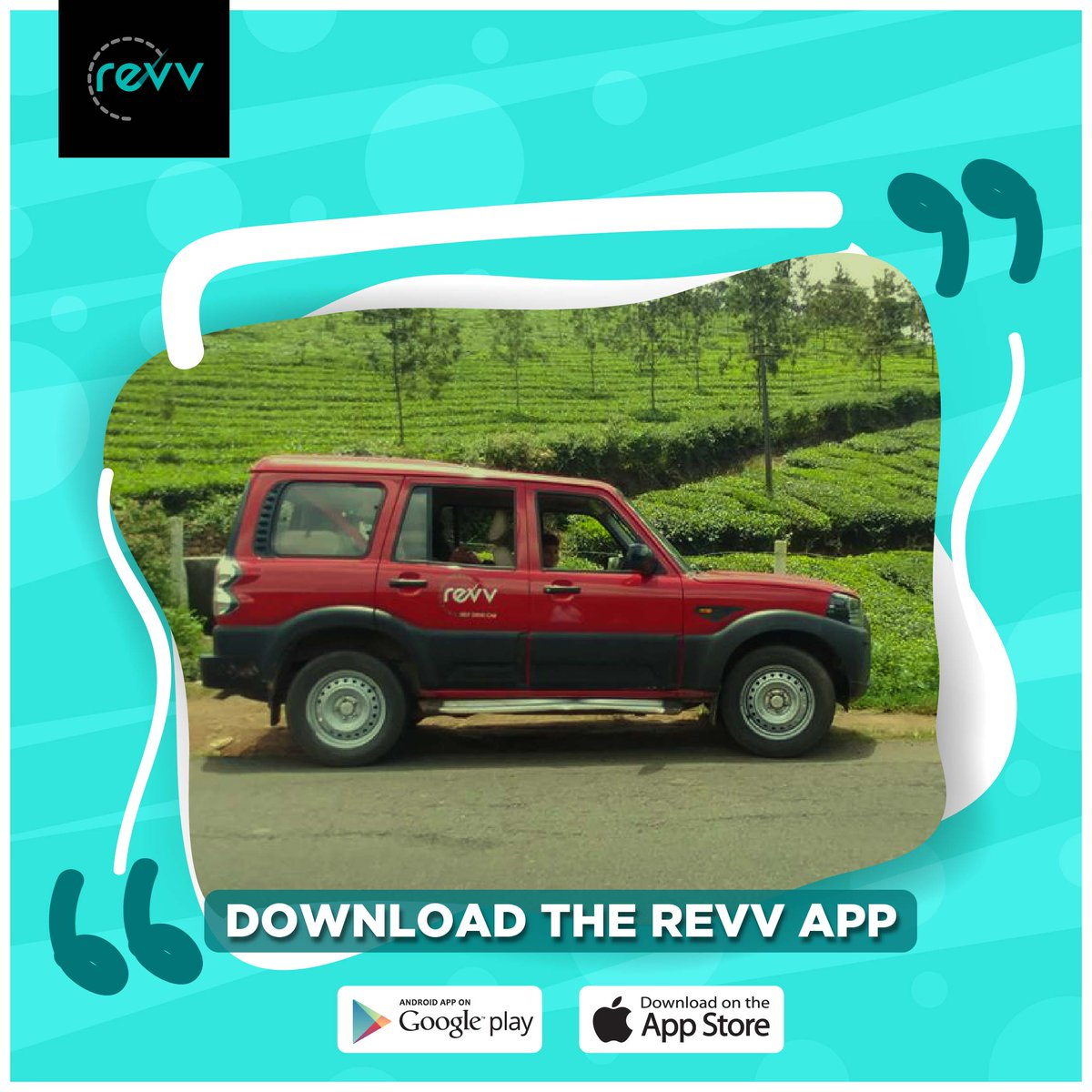 "test Twitter Media - ""I climb behind the steering wheel… I drive off immediately without once looking back; it's a long #journey but it leads to #freedom ."" – Corinne Hofmann  Download the #Revv App & drive your #heart out: Android: https://t.co/6WeTsBpdXB  iOS: https://t.co/stjSyykiUS https://t.co/dQK0ZqsXHR"