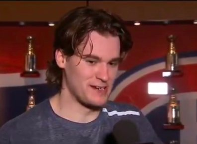 Jonathan Drouin Says We Hate Those Guys Like They Hate Each Other About The Ottawa Senators Photo