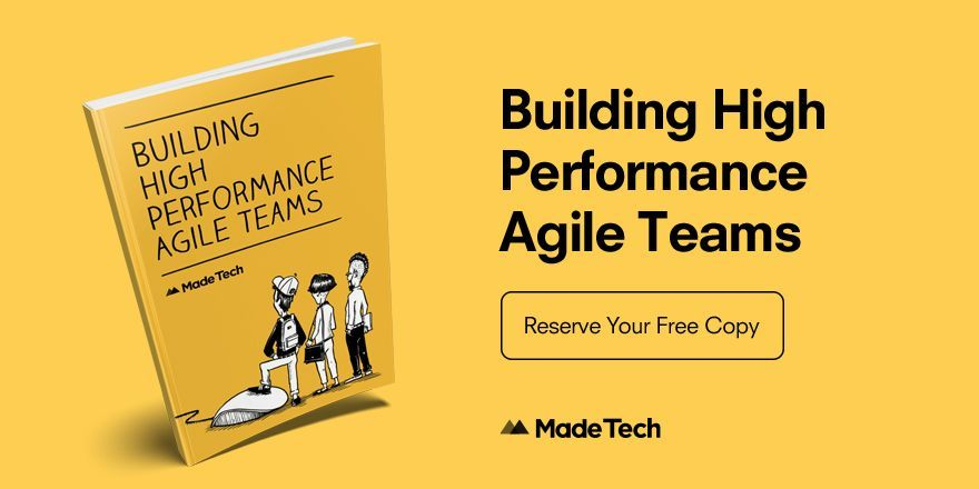 079dbfe0f6 Made Tech - Building High Performance Agile Teams ( madetech)