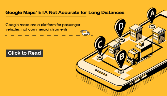 Why You Shouldn't Run a Supply Chain Using Google Maps. Learn here:  https:// hubs.ly/H0fP9hm0      #ETA #multimodal #Supplychain #intermodalcontainer #globalmobility #Supllychain #Intermodal #supplychainlogistics #IoT #jis #jit #industry40 #digitaltransformation #Roambee<br>http://pic.twitter.com/ZxKrWULmYj