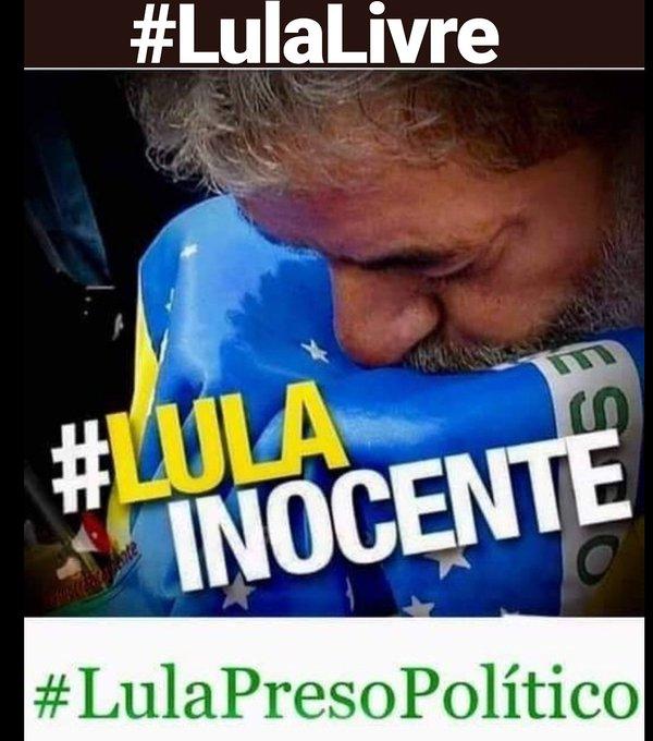 #NatalBomÉAqueleQue vivi, quando #LulaLivreJá era Presidente. Photo