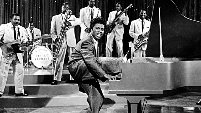 Happy Birthday, Little Richard - who turned 86 yesterday!