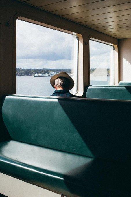 L'atmosphère d'Edward Hopper retranscrite en photos : découverte (enthousiaste) du travail d'@arnaudmontagard 📷 #jeudiphoto Photo