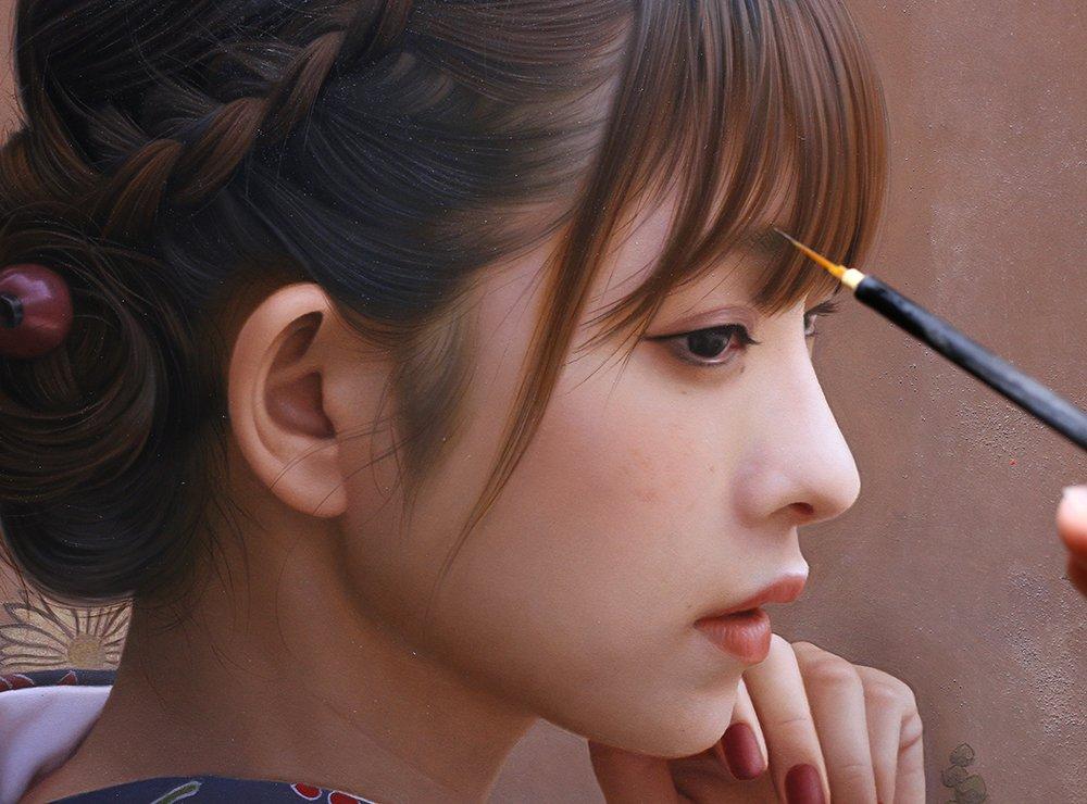 岡靖知(画集12月25日発売)さんの投稿画像