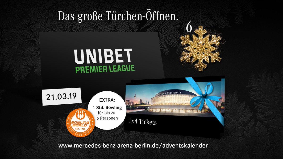Mercedes Benz Arena On Twitter Adventskalender Was Steckt