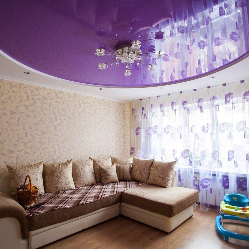натяжные потолки фотографии для зала г сызрань водоемах