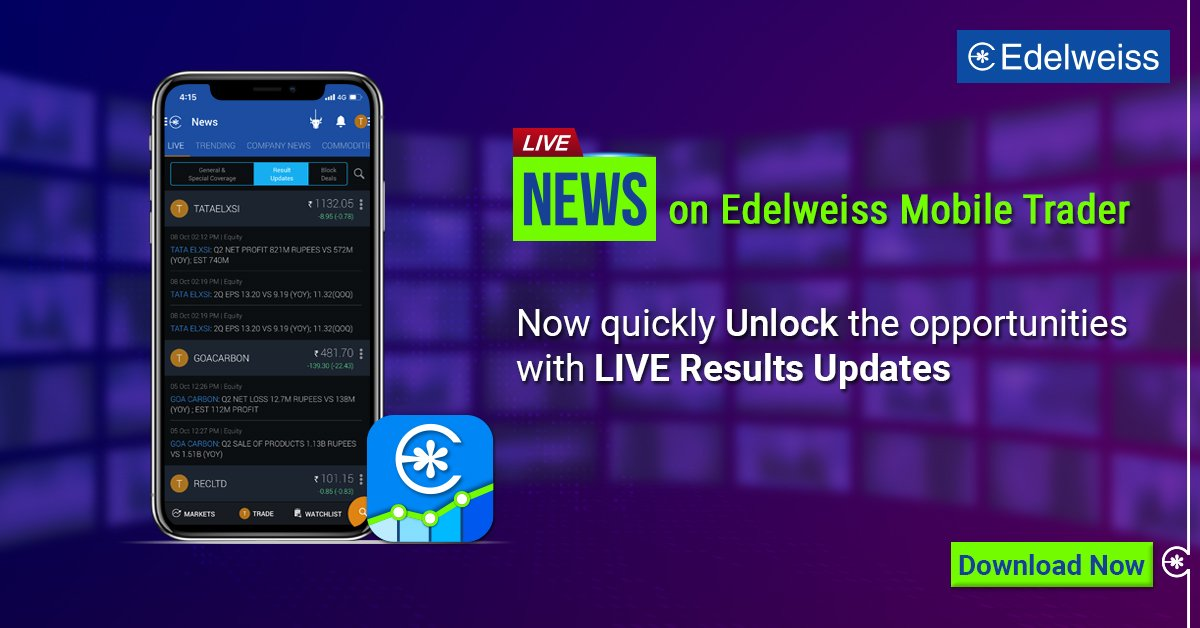 Edelweiss Mobile Trader