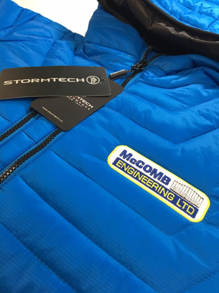 5b3eed0a56e Perfect for that all important Winter work-wear. Call or email us for a  quote today.  winterworkwear  embroidery  stormtech1977  pic.twitter.com yYrcPgAciu