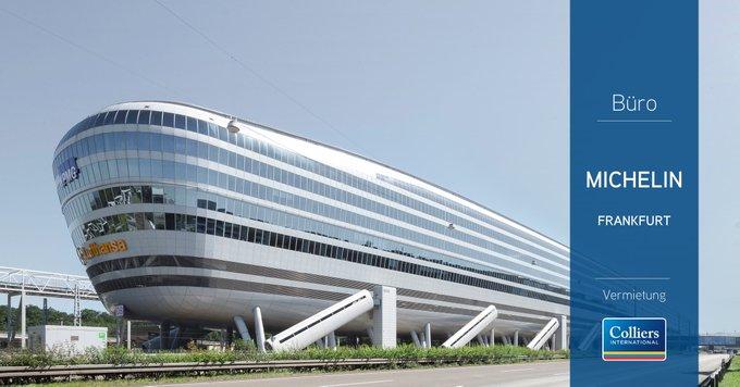 Deal der Woche: #Frankfurt<br><br>@Michelin_DE hat rund 6.300 m² Bürofläche in THE SQUAIRE am @Airport_FRA gemietet. Mehr Infos zum Deal gibt's hier:  t.co/Z3FL35Fmk4