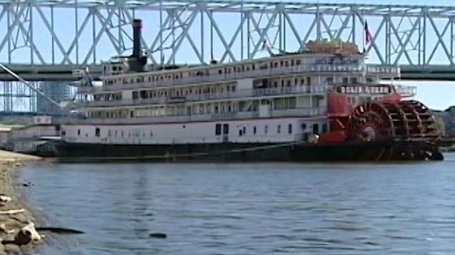 President signs into law: The Delta Queen will rise again https://t.co/svAvIb63mJ