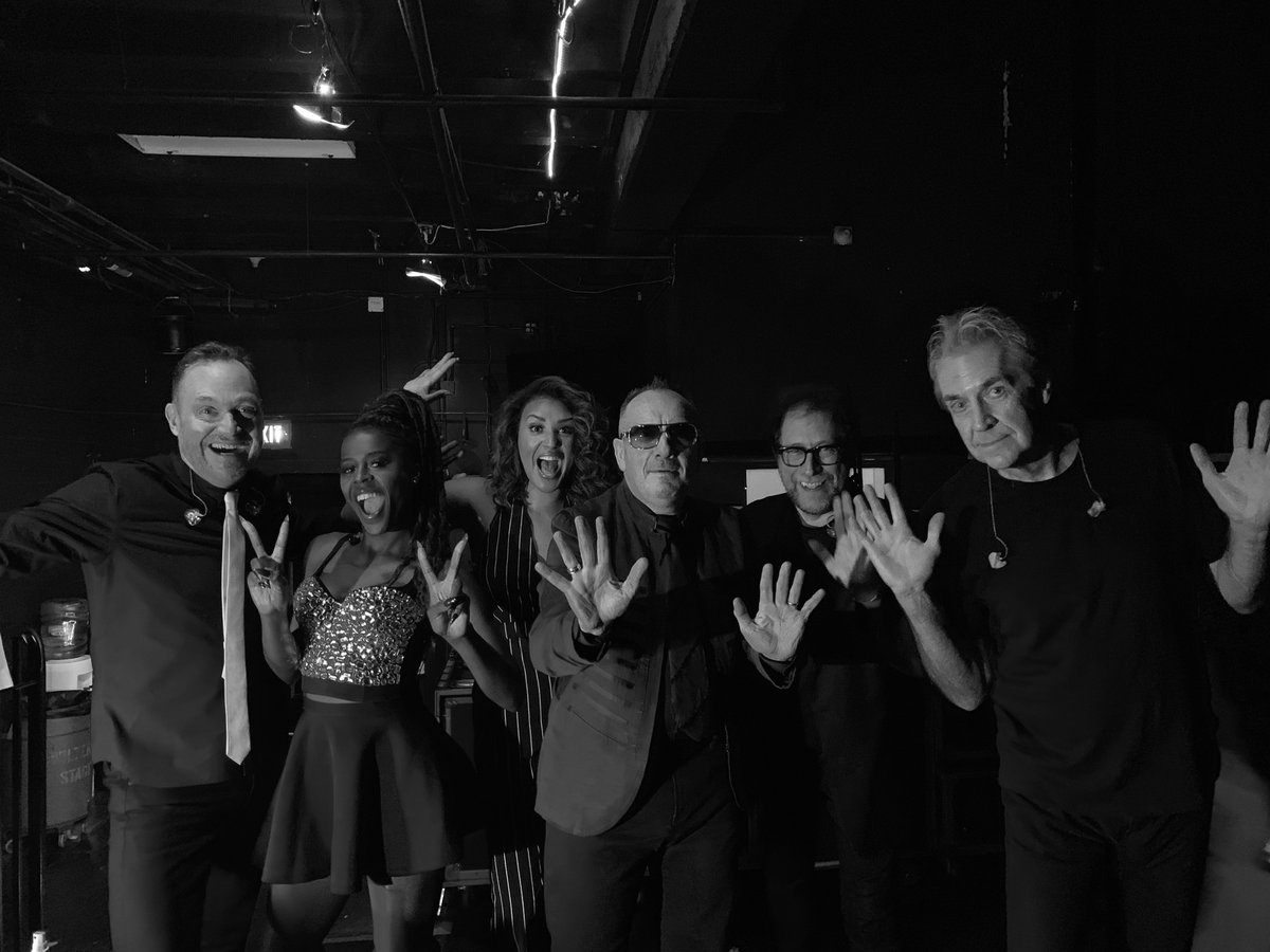 """Look Now And Then... Its Elvis Costello & The Imposters."""" @Variety As the example of what a rock 'n' roll showman should be, he's still this century's model."""" @Suntimes """"Costello was at ease and engaging, invigorated and unpredictable – a combination well worth return visits."""
