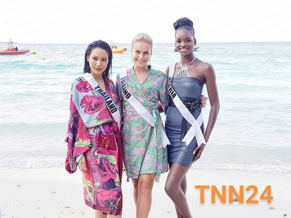 2018   MU   Thailand   Sophida Kanchanarin  - Page 20 DtuVwMfU4AE8-O2