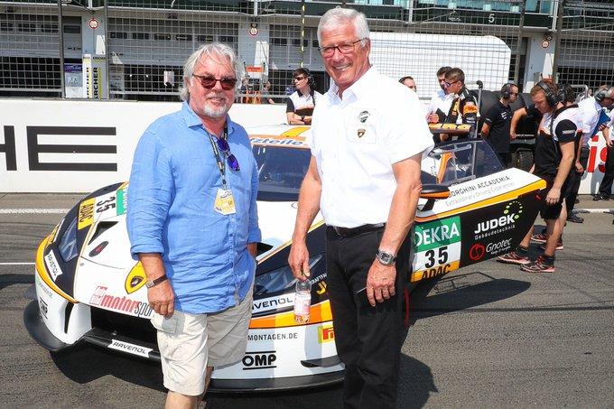 Happy 70th birthday to team owner Keke Rosberg!
