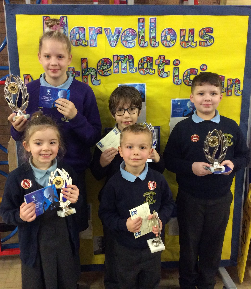 Star Writers and Marvellous Mathematicians of the week awards. Well done to all children.