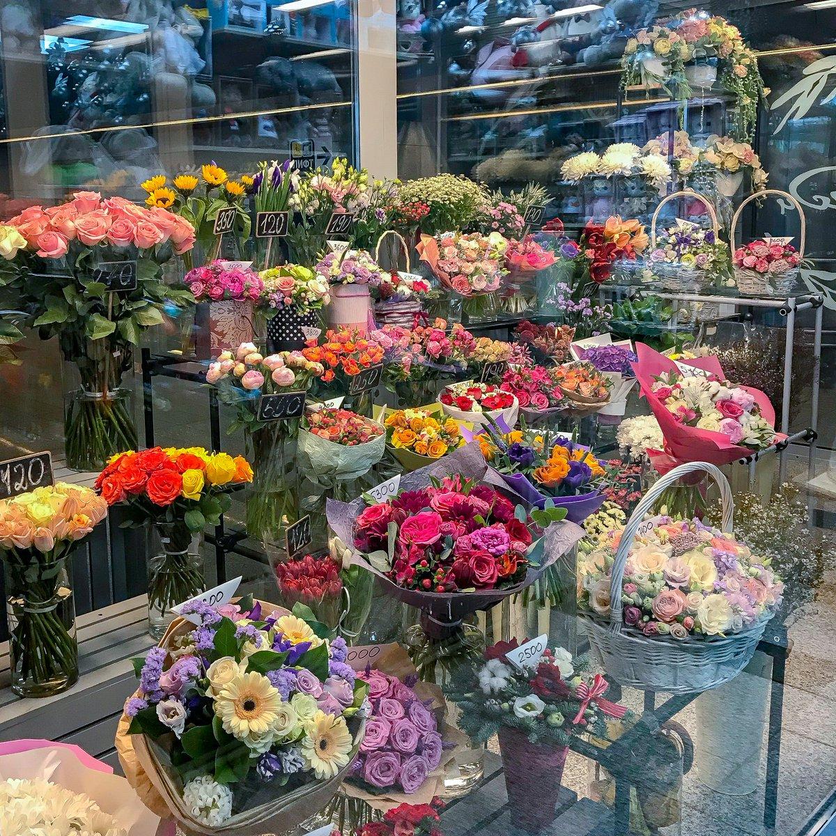 Сеть магазины цветов иваново