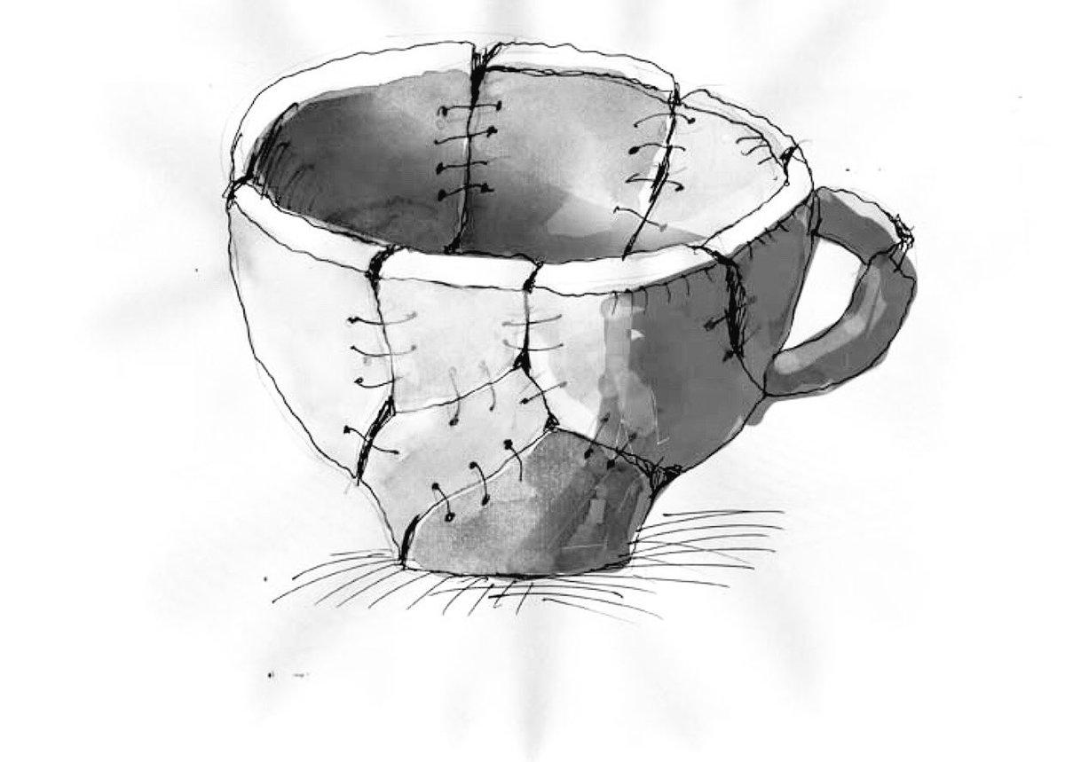 Картинки кружка разбитая