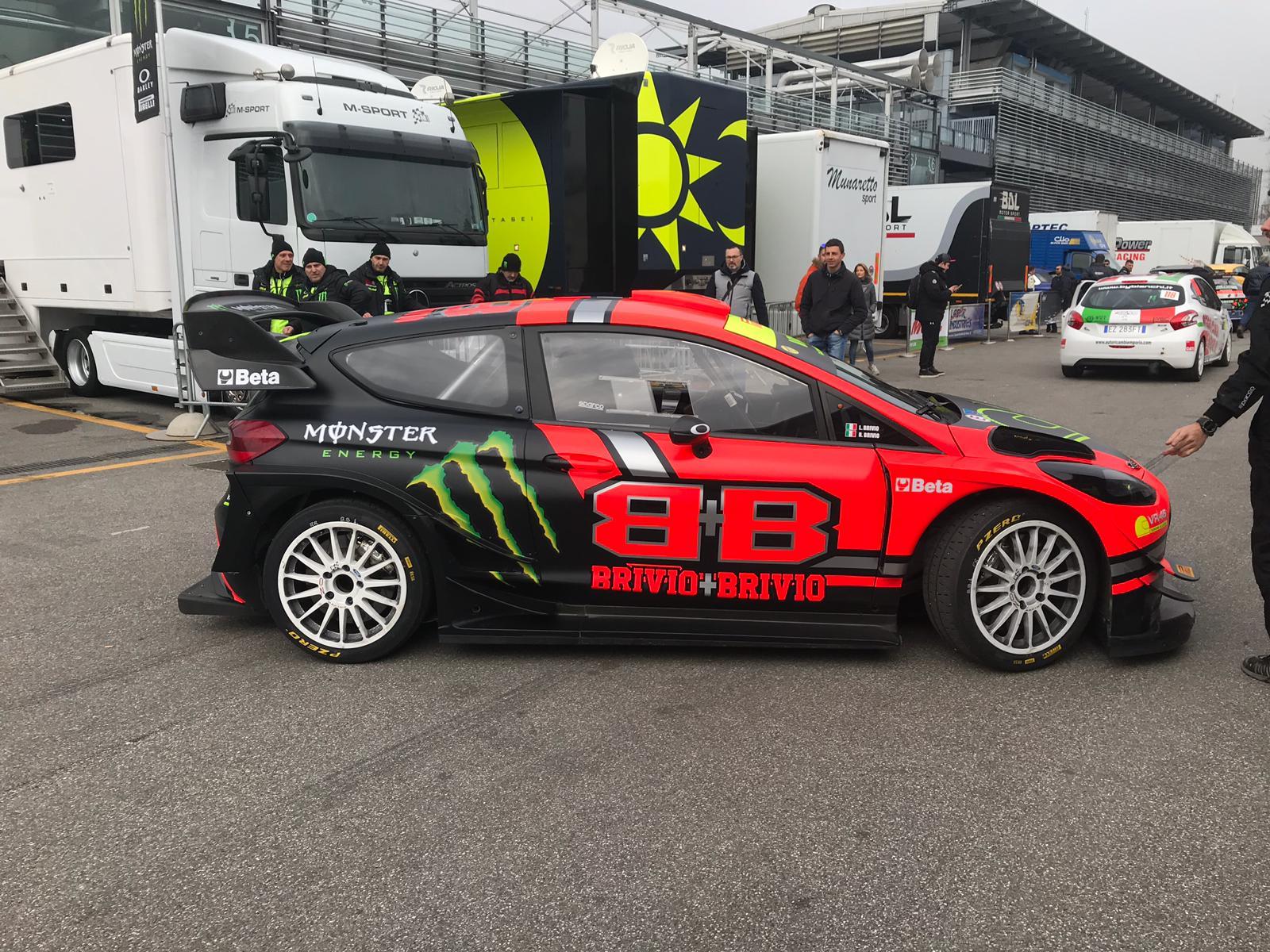 Monza Rally Show 2018 [7-9 Diciembre] DtufQVlWkAAo6um