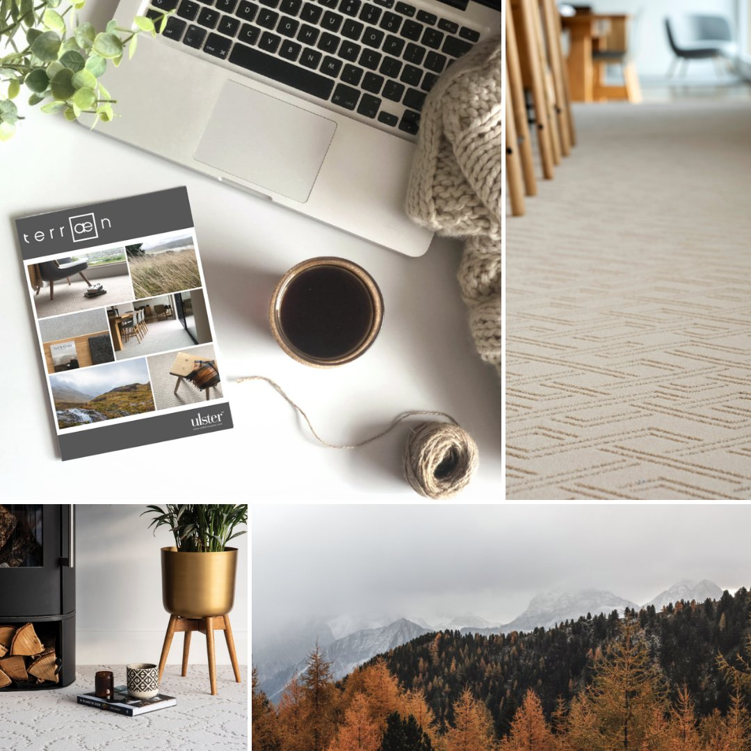 Ulster Carpets On Twitter The Terraen Brochure Is Now Available To