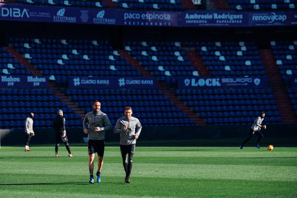 DtuntvYWoAE8_UQ Leo Suárez, Nacho y Antoñito vuelven a entrenar con normalidad - Comunio-Biwenger