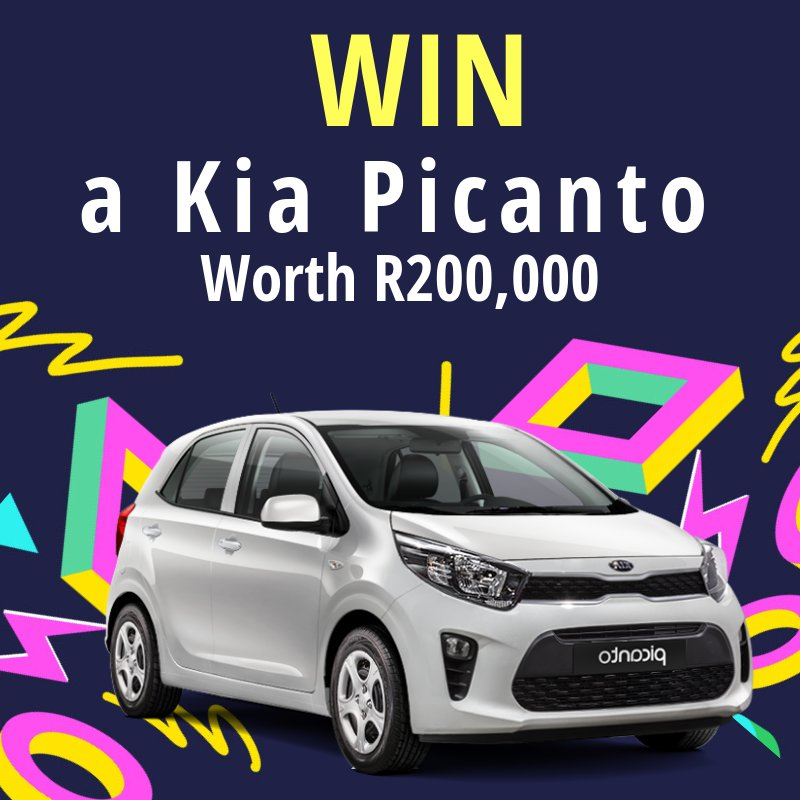 **DRAWING NEXT MONTH** Your 2019 could be kicking off with a brand new Kia Picanto - just imagine the thrill of being our winner?  😜  Play now to stand a chance of winning! https://t.co/9cQ4R5CtPL https://t.co/1DzrPI9jh1