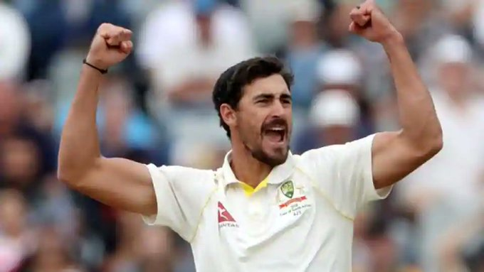 #INDvAUS | We bowled well but got a bit wrong in end against India on Day 1 - @mstarc56 Photo