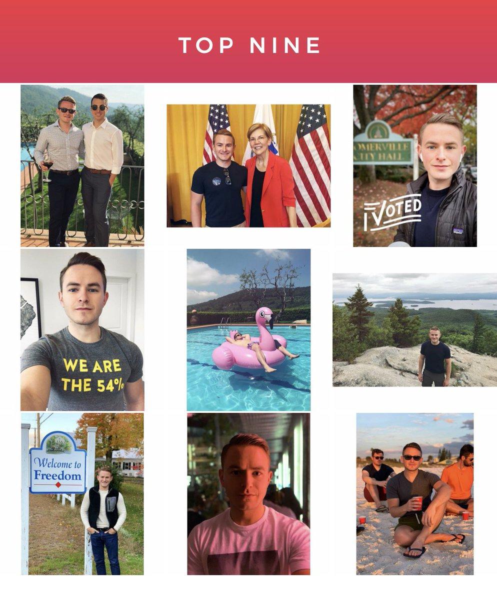 my top 9 instagram photos