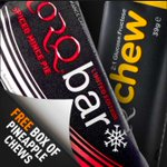Christmas tweetings All, If over the next few weeks you are joining a #SantaRun, #SantaDash or #YuleYomp for some fun & to raise money for charity, why not extend the festivities with a @TORQfitness Spiced Mince Pie bar or two? Dare you to eat & tweet! : https://t.co/NMglbUcbGM