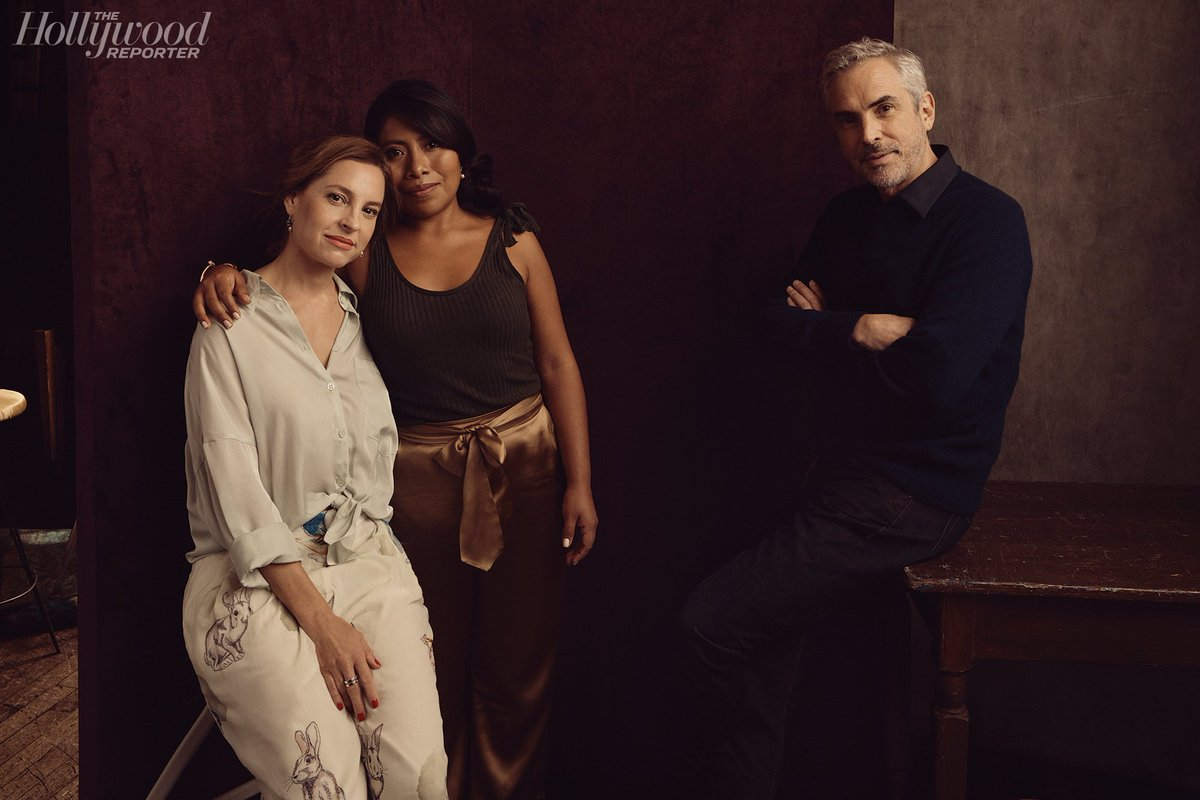 #GoldenGlobes nominee @alfonsocuaron on peoples reaction to #Roma: Whats so special to me is how people from different corners of the world are embracing the film in such an emotional way. The human experience is one and the same thr.cm/Vkexwg