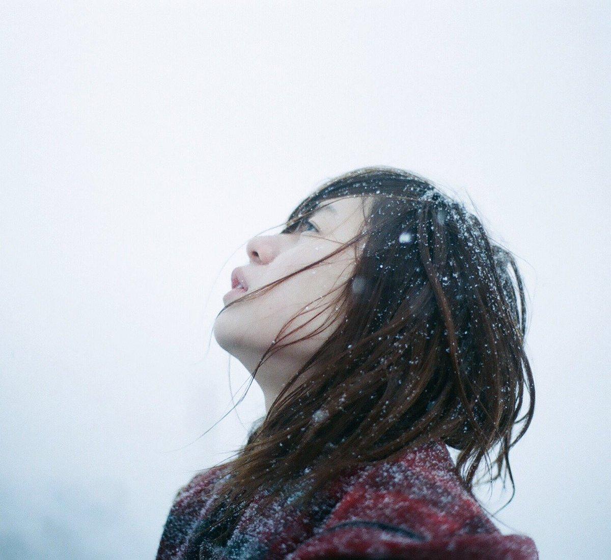 すーっとした冬の空気がすき。