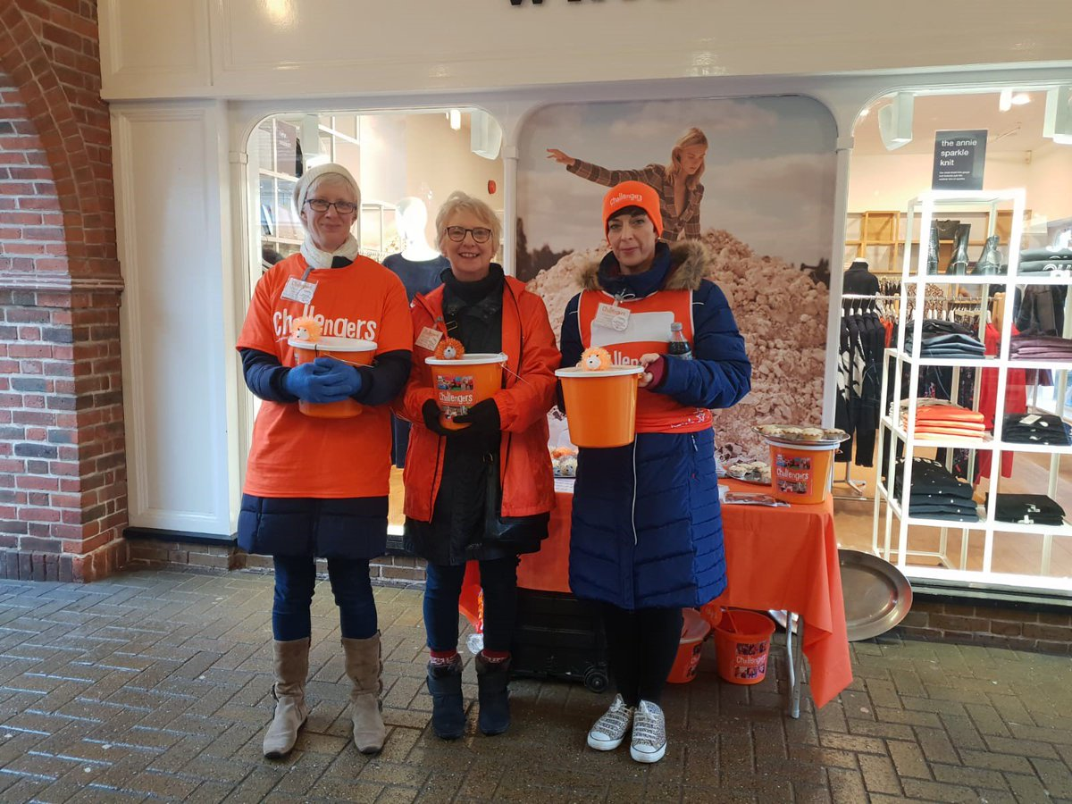 RT @D_Challengers Thank you so much to everyone who volunteered at our Farnham street collection on Saturday, and everyone who came to visit us! We raised an amazing £760.77. A massive thank you to @RockChoir for joining & helping us spread the festive cheer. We are so grateful for all the support