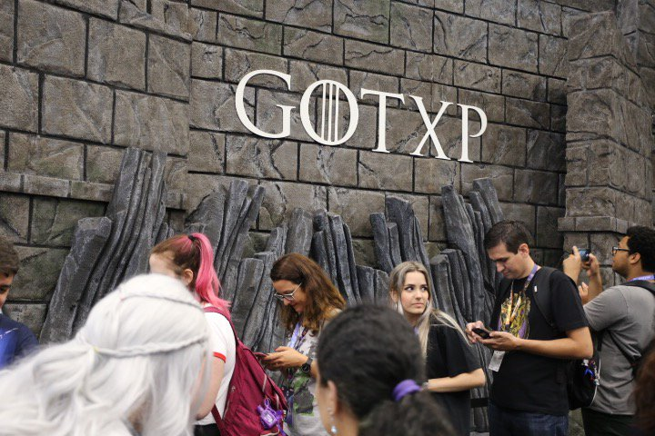 Send a raven. The #GOTXP activation has now ended. #GameofThrones returns this April for its final season.