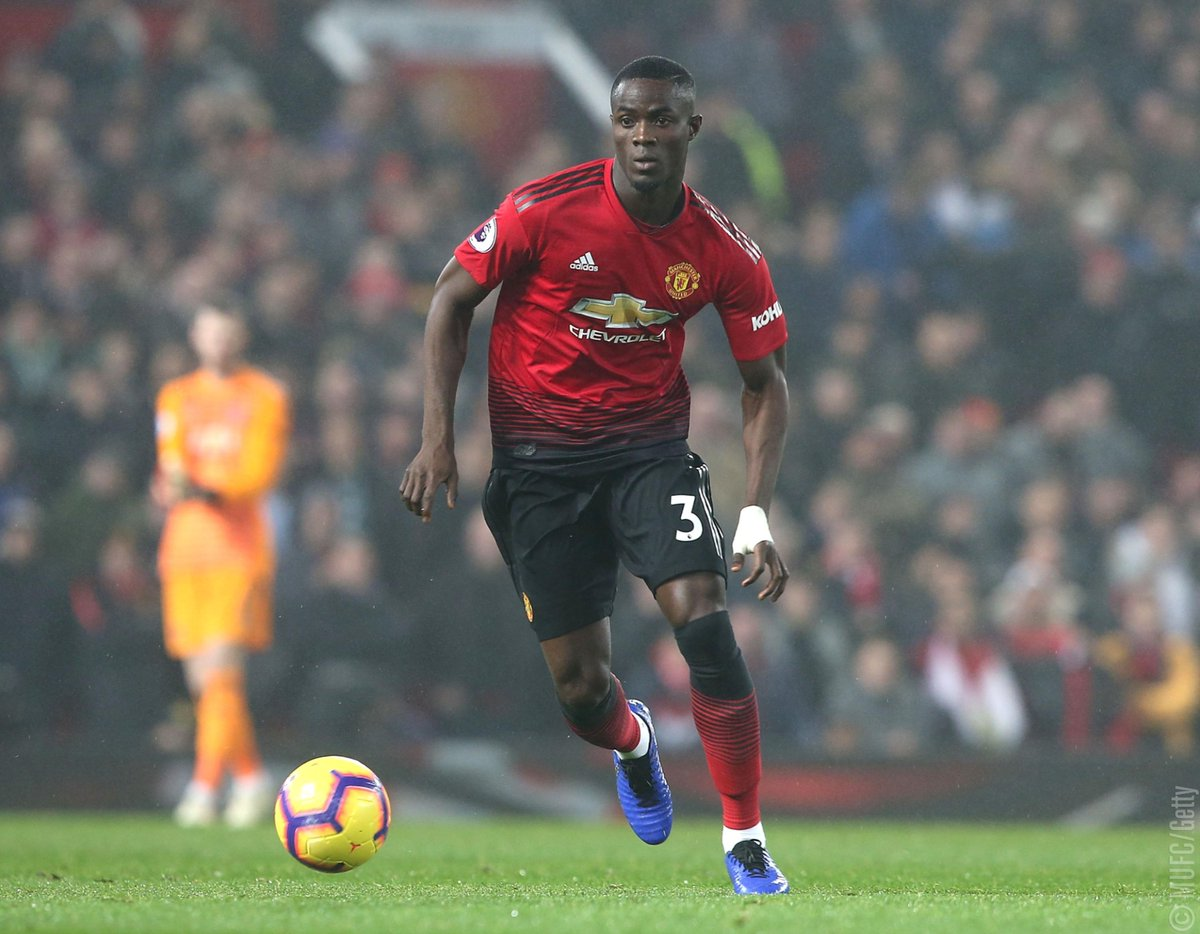 How good was it to see @EricBailly24 back in action at Old Trafford last night? #MUFC