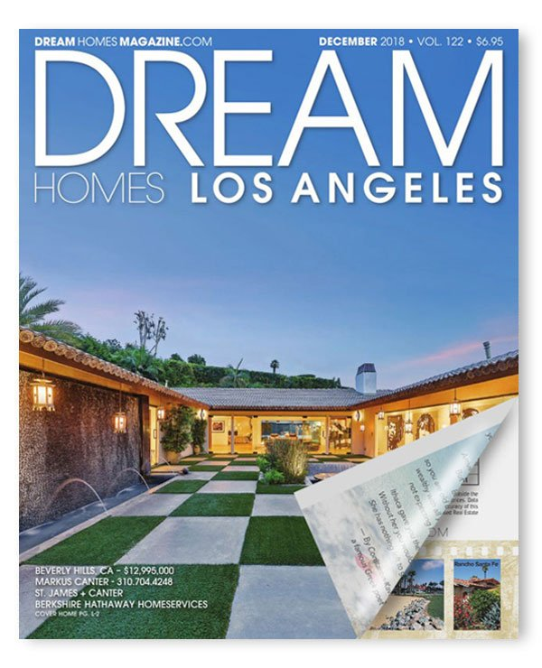 Look For A Beautiful Printed Copy From Your Favorite Realtor, Street Box Or  A Barnes U0026 Noble Book Store. DREAM HOMES LOS ANGELES LA122pic.twitter.com/  ...