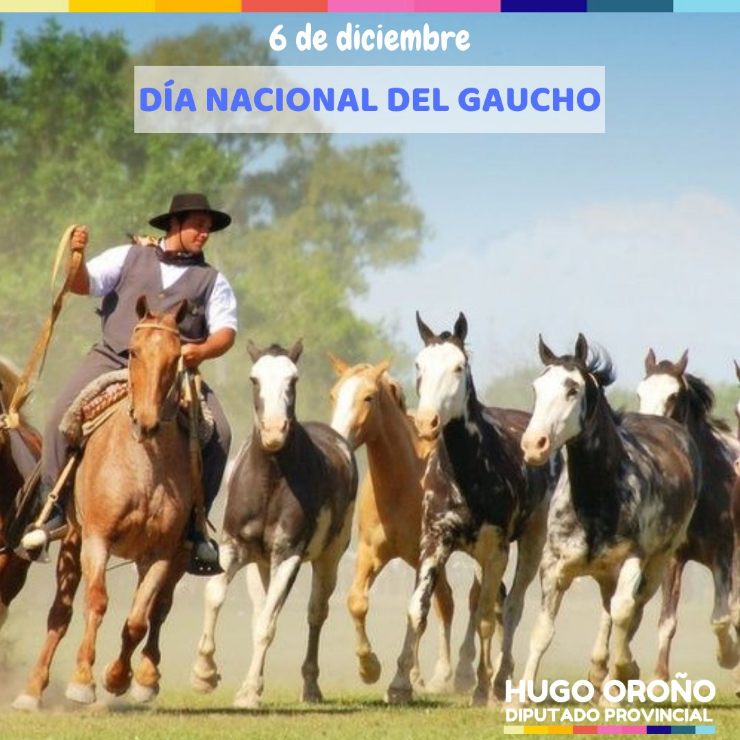Hugo Oroño's photo on día nacional del gaucho