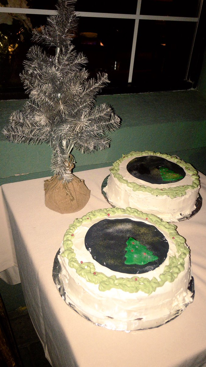 Brown Ophthalmology On Twitter Christmas Tree Cataract Cakes At