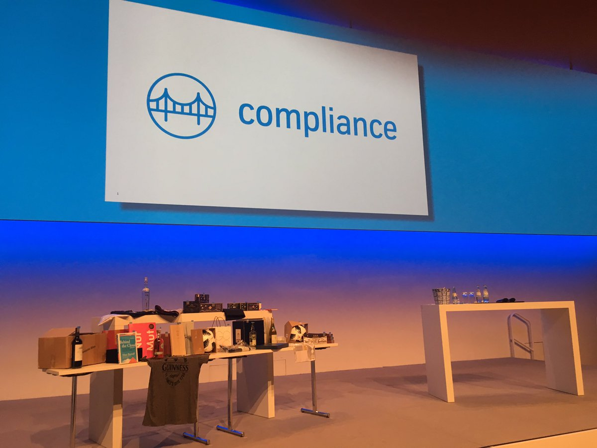 Compliance Weihnachtsgeschenke.Tim Proll Gerwe On Twitter Gleich Startet Unsere Compliance