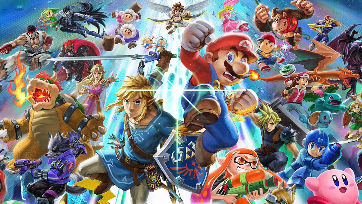 Super Smash Bros. Ultimate is Smash Bros. done right and done bigger than ever before.  Our review: https://t.co/J85Wi6y5tU