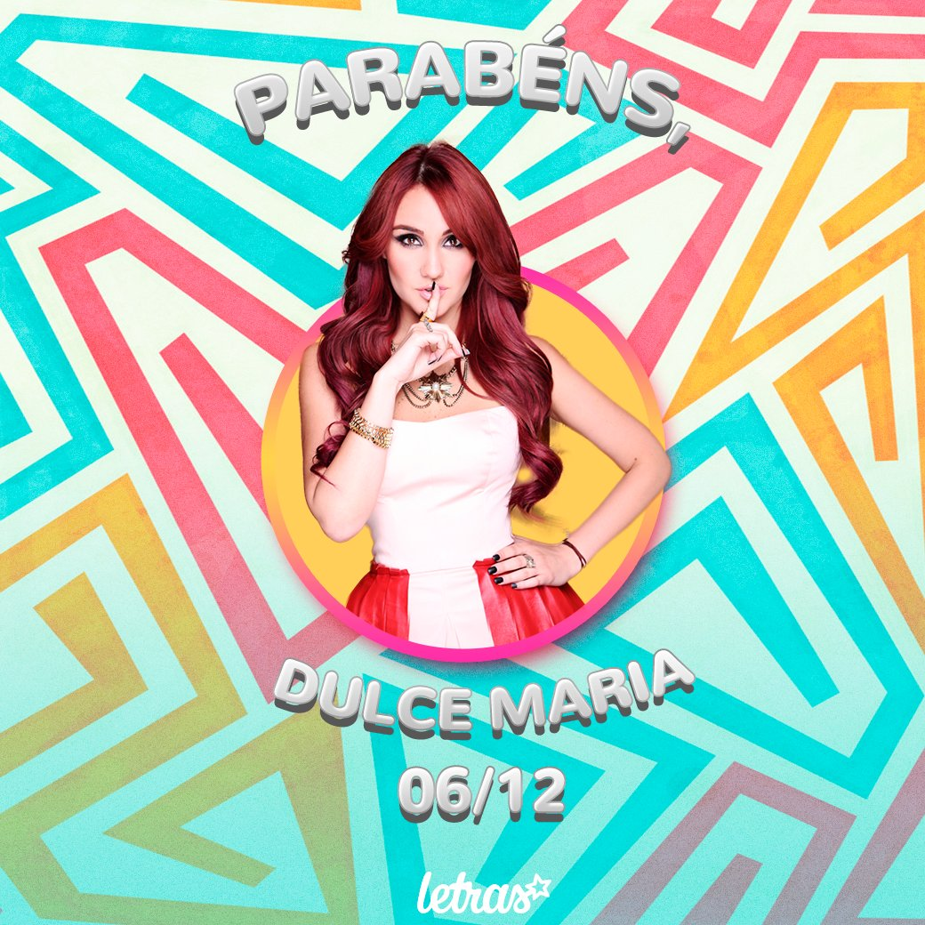 Letras.mus.br's photo on #FelizCumpleDulceMaria