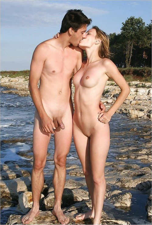 Naked girl and boys pic — 6