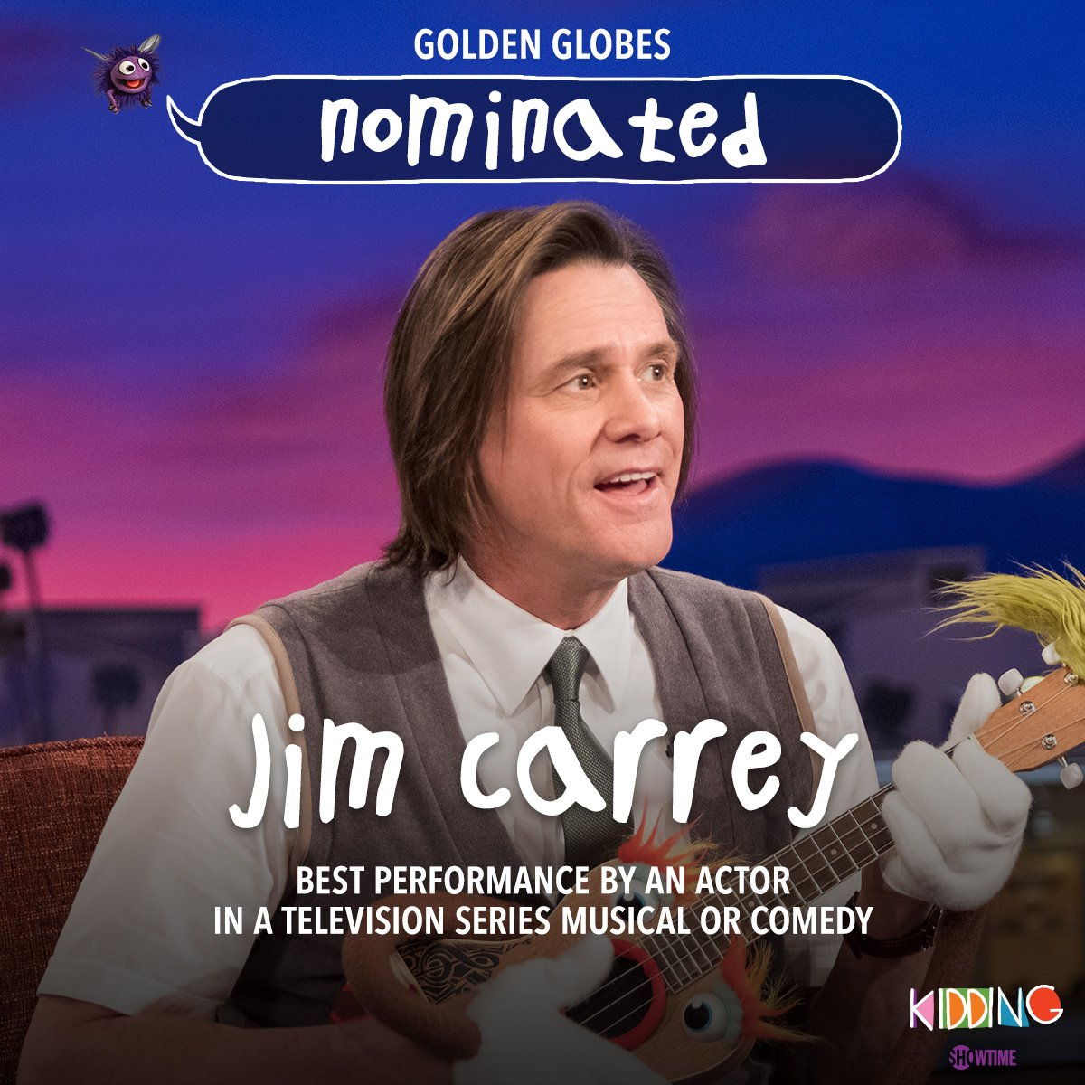 Kidding's photo on best television series