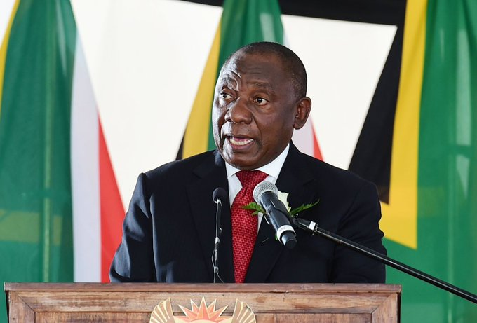 [Read] President @CyrilRamaphosa will on Friday proclaim the effective date for the #NationalMinimumWage at a ceremony with stakeholders in Kliptown, #Soweto @deptoflabour Photo