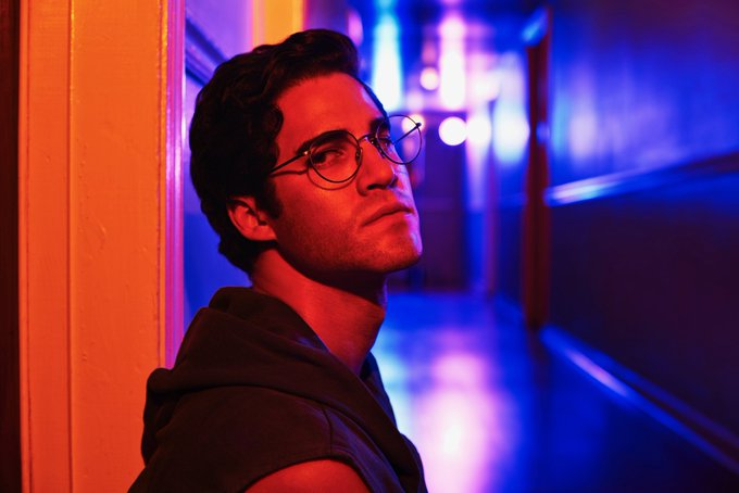 A performance to die for. Congratulations to @DarrenCriss on his @goldenglobes nomination for Best Actor in a Miniseries or TV Film. #ACSVersace #GoldenGlobes Photo